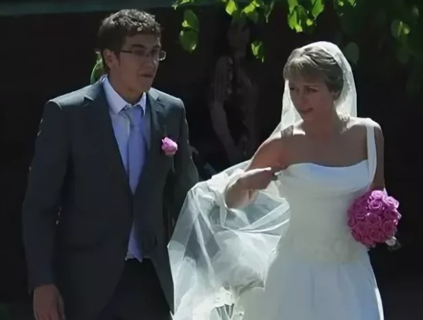 Ольга Башмарова свадьба