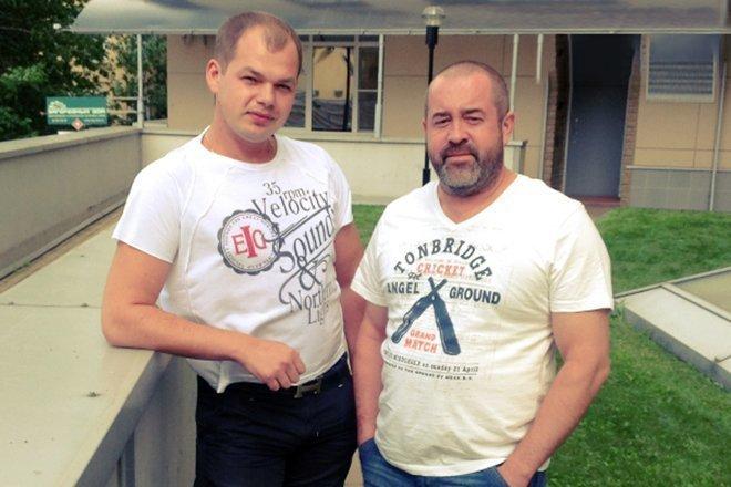 Алексей Брянцев и Алексей Иванович Брянцев