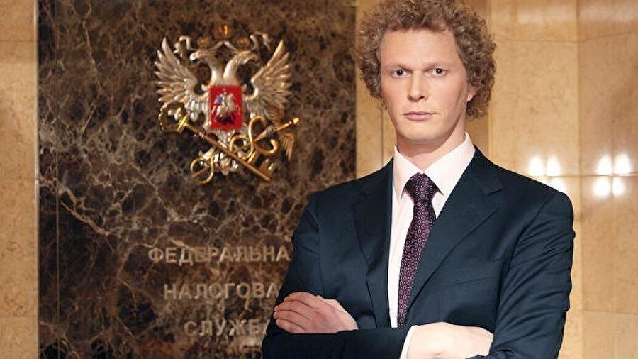 Даниил Егоров - руководитель ФНС