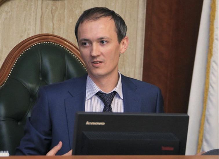 Дмитрий Григоренко - руководитель Аппарата Правительства