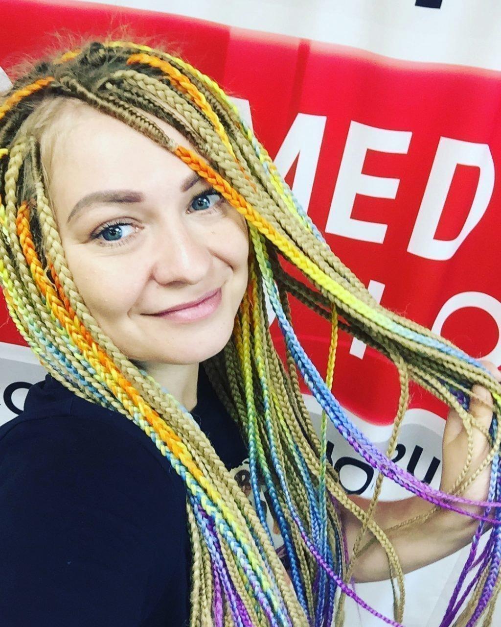 Елена Корнеева комик