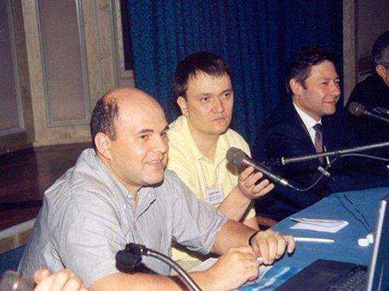 Михаил Мишустин в Налоговой