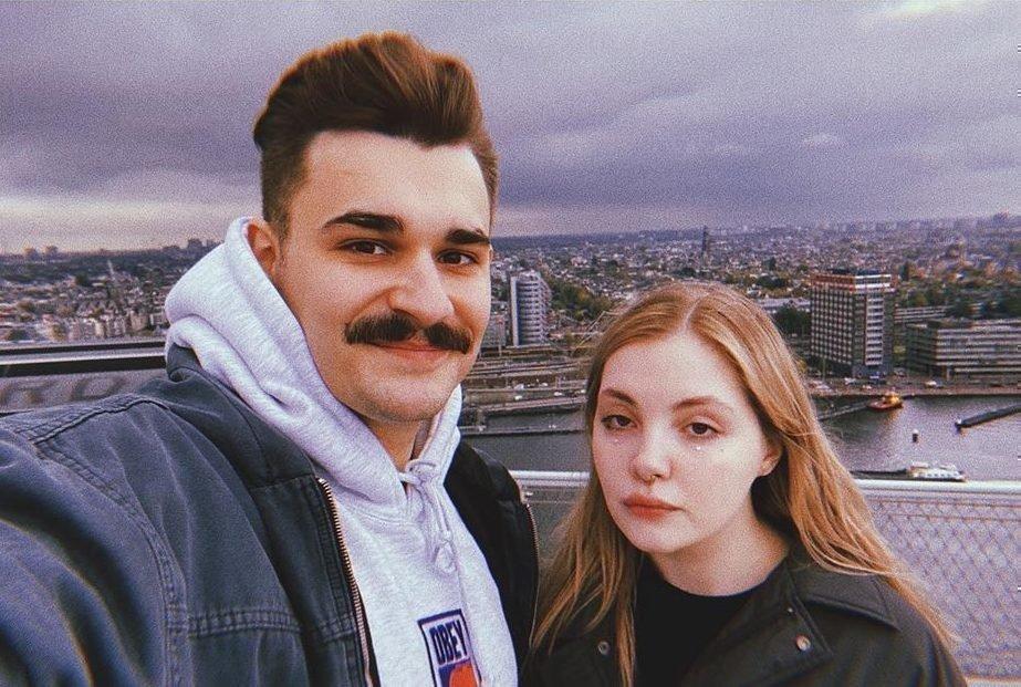 Даша Каплан и Юлик