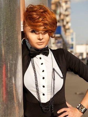 Певица Анастасия Маркова