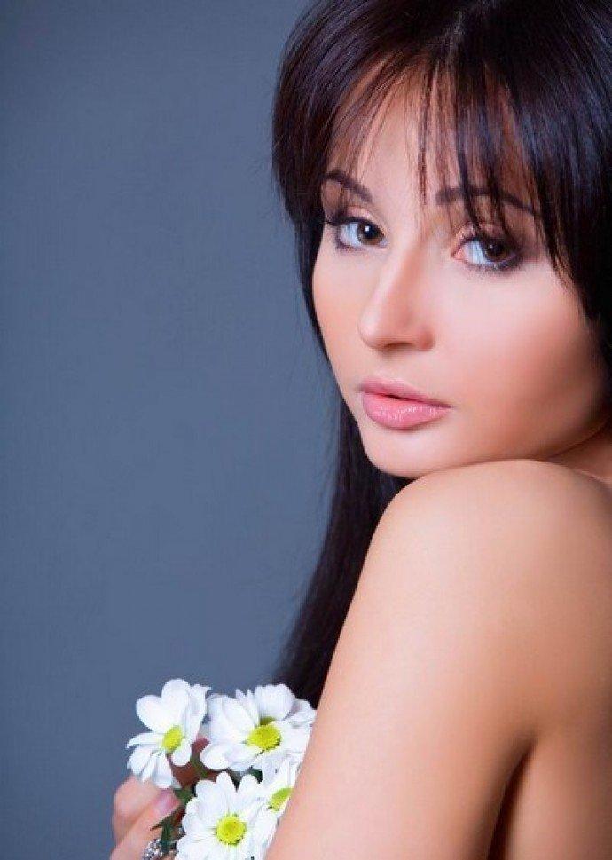 Певица Анастасия Маркова в юности