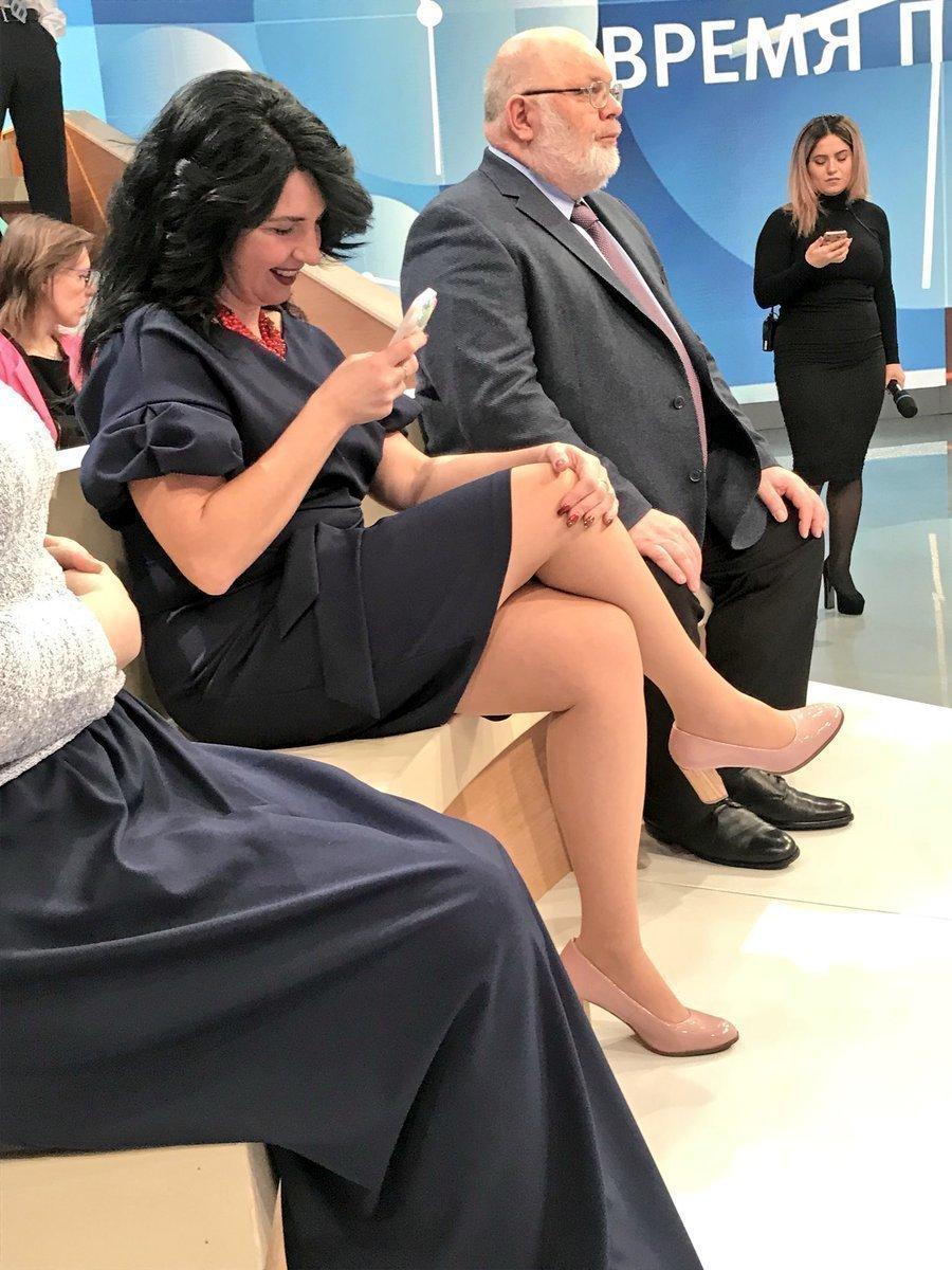 Янина Соколовская внешность