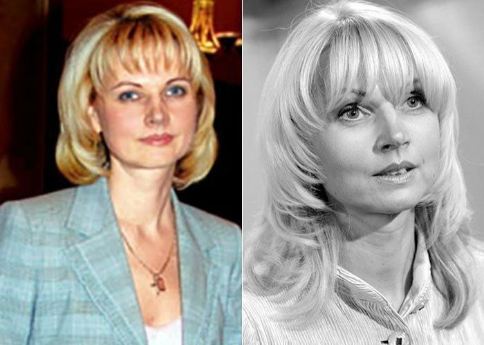 Татьяна Голикова в молодости фото