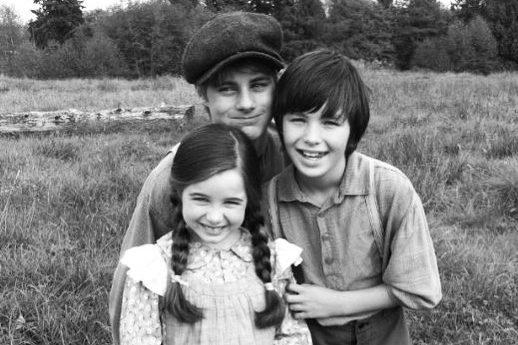 Логан Уильямс в детстве