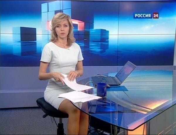 Ольга Башмарова в Вестях