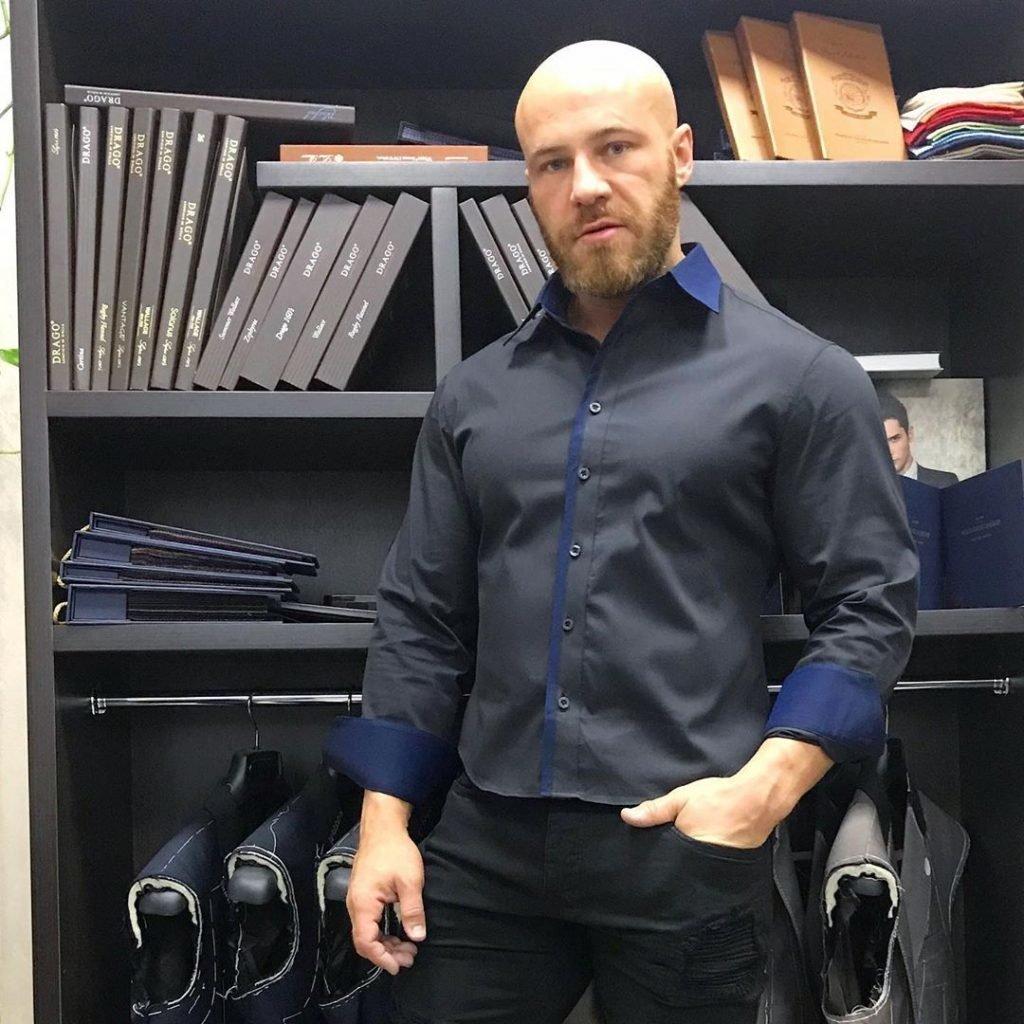 Юрий Толочко блогер