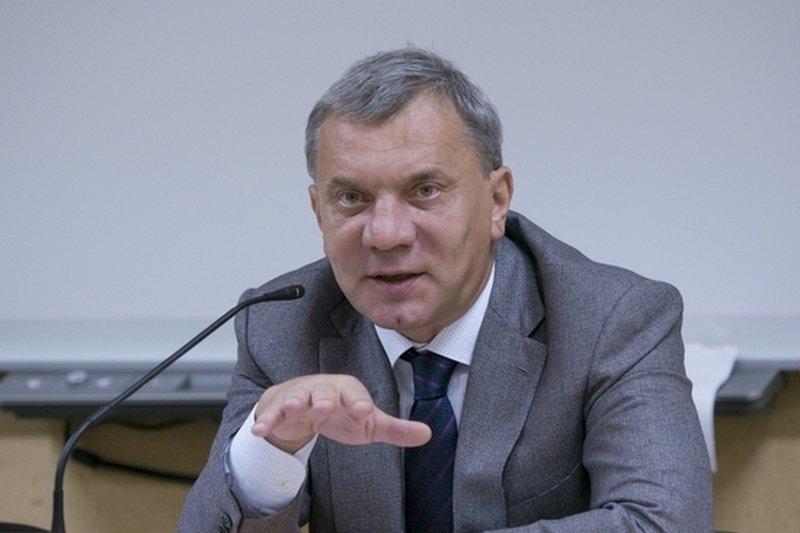 Юрий Борисов на службе