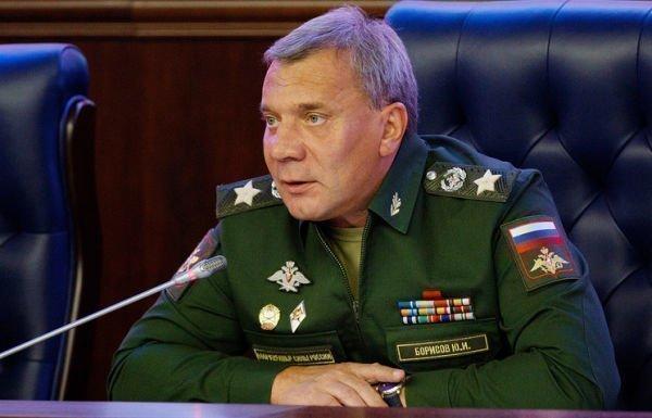 Юрий Борисов в Министерстве обороны