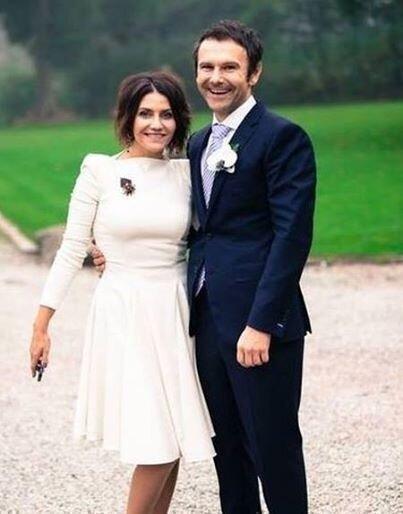 Свадьба Вакарчука с Лялей Фонаревой