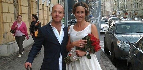 Свадьба Сутуловой и Стыкина