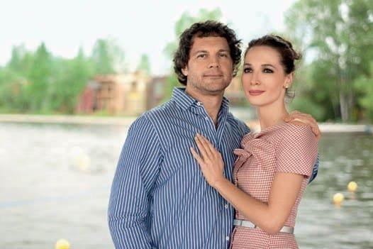 Дарья и Лев Спиридонов