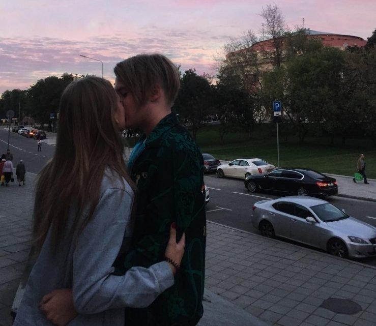 Коляс с Алисой Швец