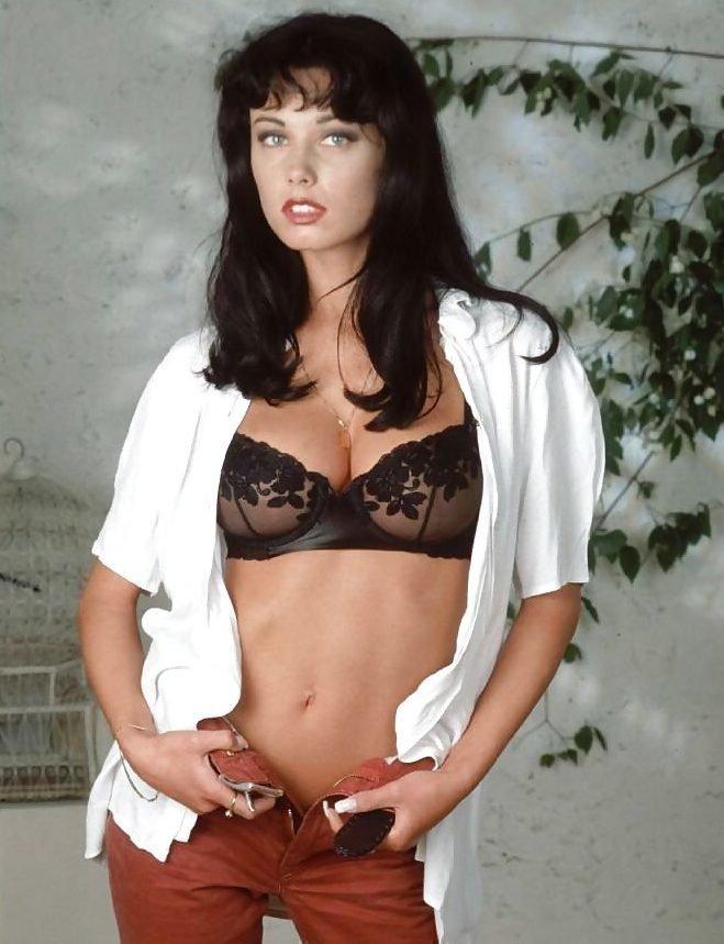 Анита Дарк в молодости