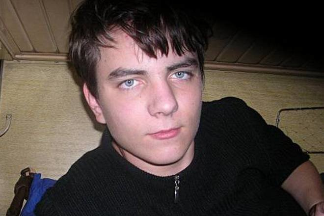 Илья Давыдов (Мэддисон) в юности