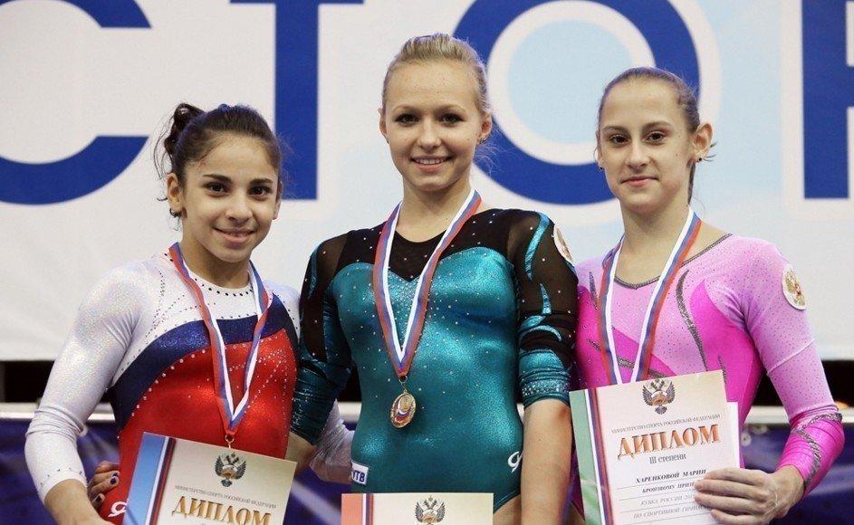 Дарья Спиридонова чемпионка