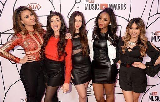 Нормани в группе Fifth Harmony
