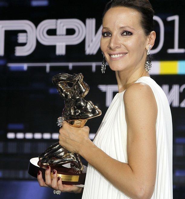 Награда Дарье Златопольской