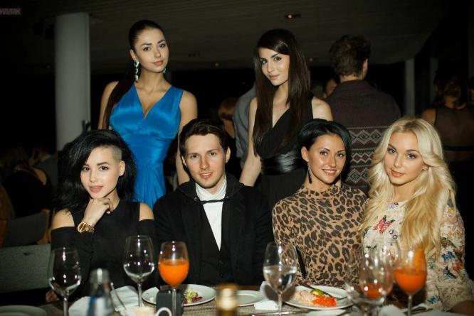 Ирина Дрейт и Павел Дуров