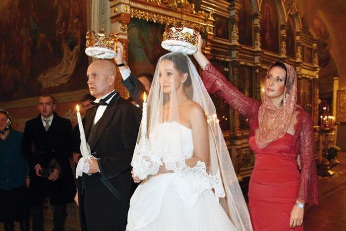 Венчание Кабо и Разгуляева