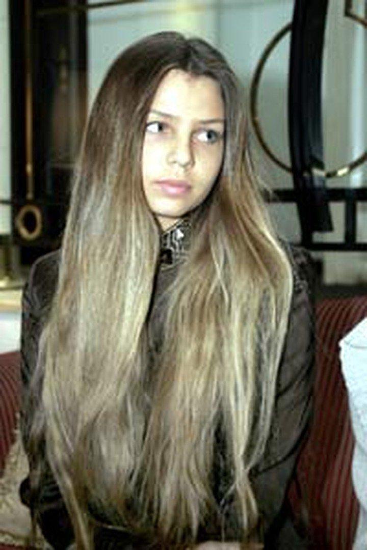 Кристина Коц-Готлиб в юности