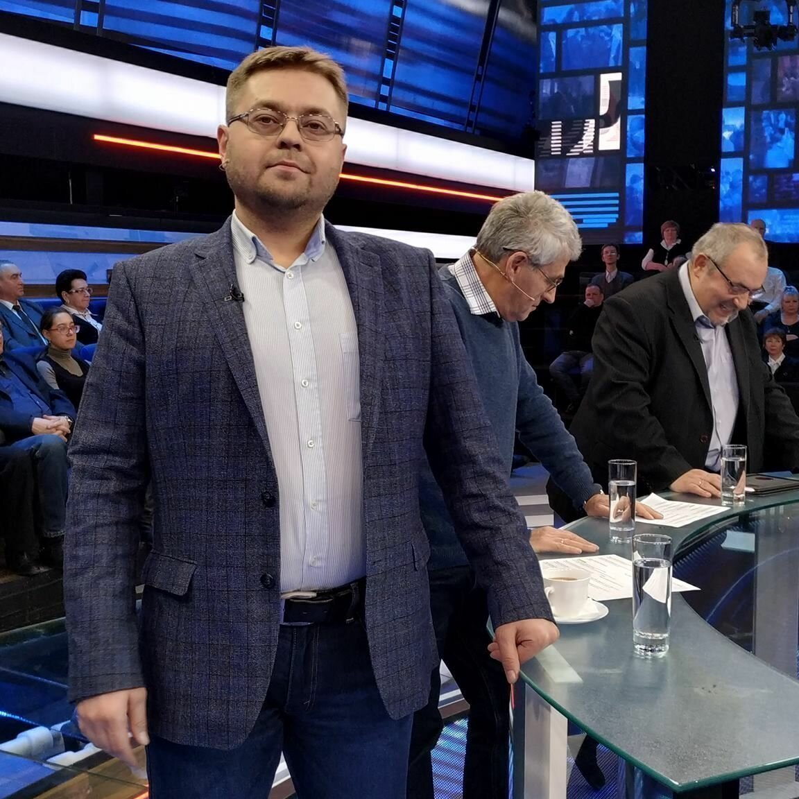 Андрей Никулин на ТВ