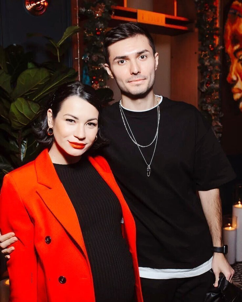 Алан Басиев и Ида Галич