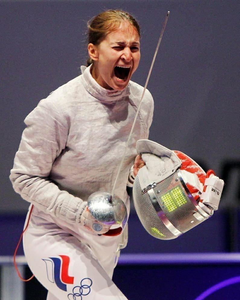 Софья Великая в спорте