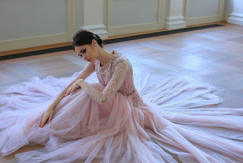 Илона Бисултанова без хиджаба сейчас