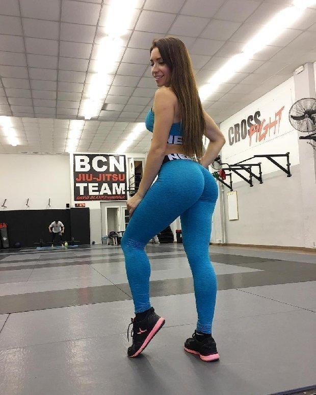 Нейва Мара фитнес-тренер