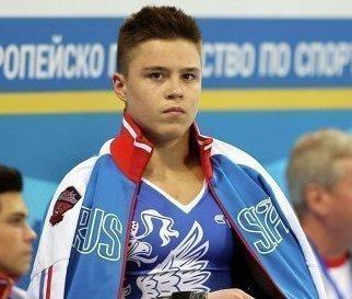 Никита Нагорный в детстве
