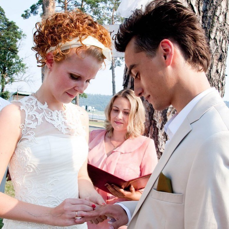 Свадьба Павла Занозина