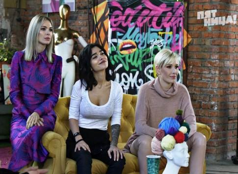Женская команда шоу Близнецы