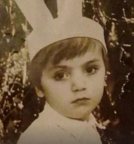 Магомед Исмаилов в детстве