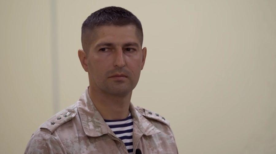 Старшина Роман Радченко
