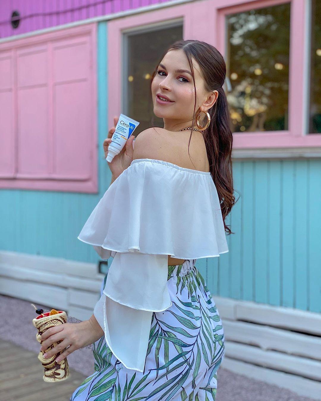 Алена Венум в блоге