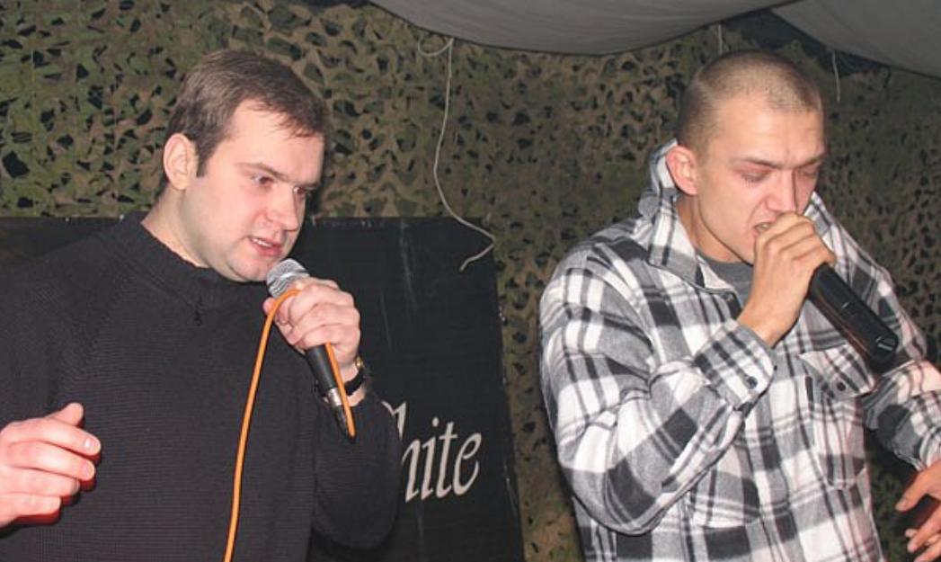 Андрей Звонкий в группе Ритм У