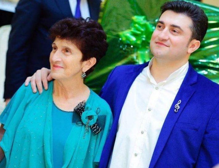 Семья Арсена Шахунца