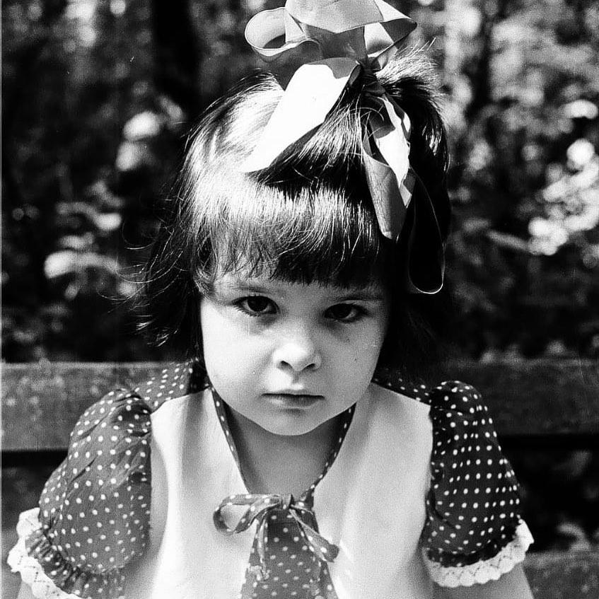 Ирина Прохорова в детстве