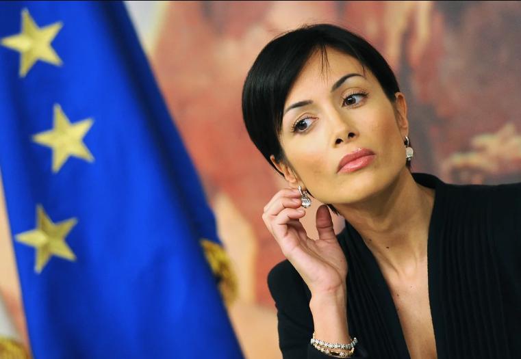 Мара Карфанья в политике