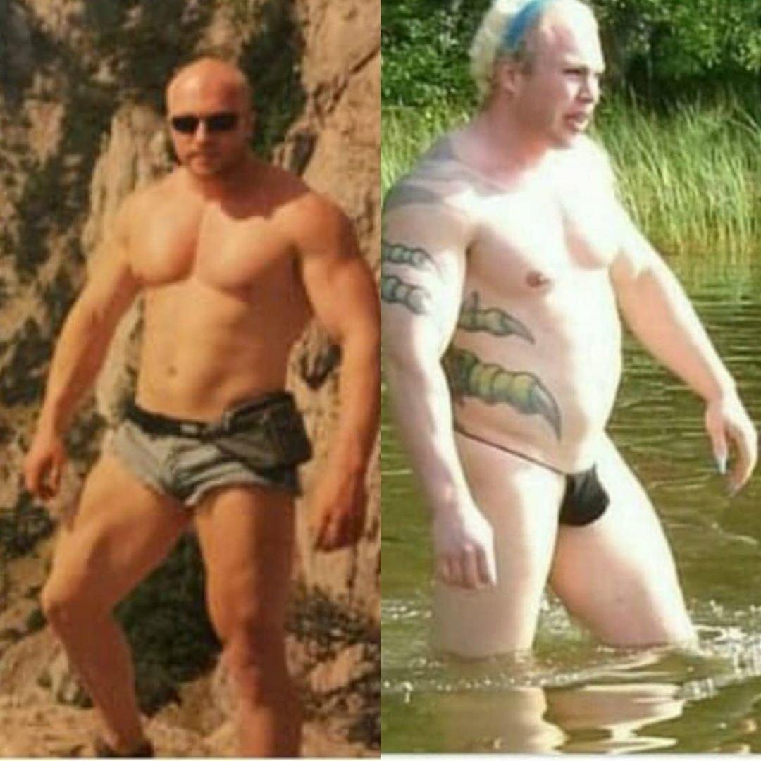 Изменение фигуры Шпака