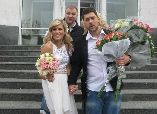 Свадьба Олега ензова с Анастасией