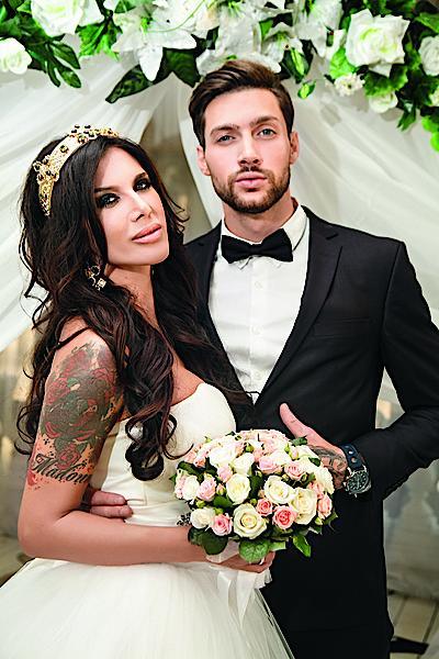 Свадьба Олега Кензова с Натали Dj Madonna