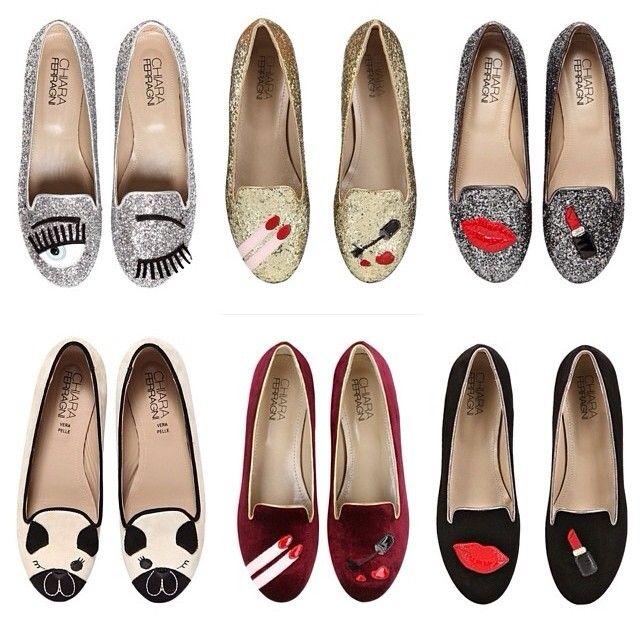 Обувь от Кьяры Ферраньи