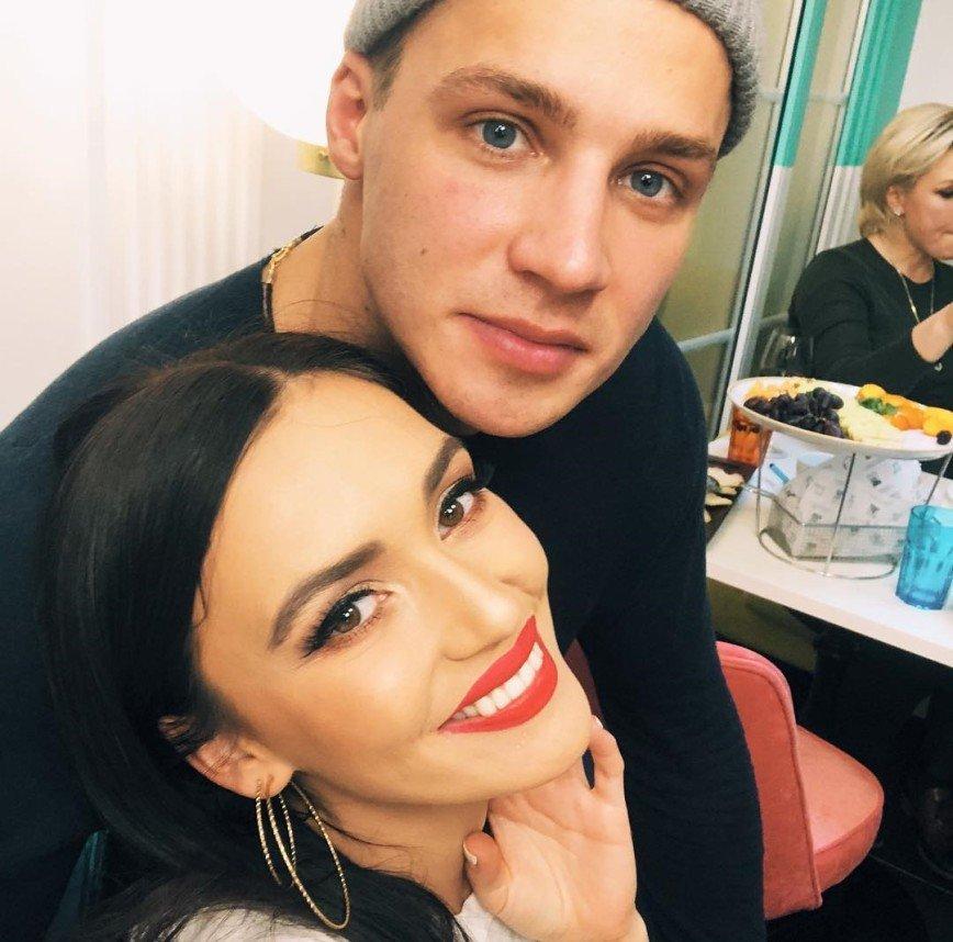 Олег Майами с Оля Серябкина