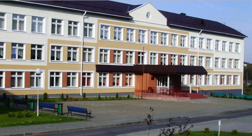 Школа, в которой учился Николай Лукашенко
