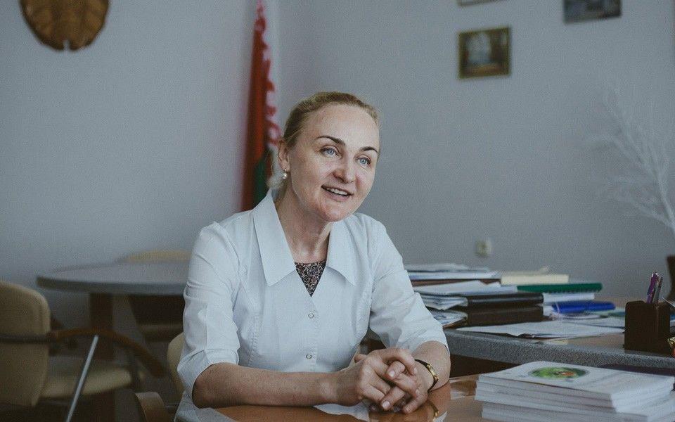 Мама Николая Лукашенко Ирина Степановна Абельская